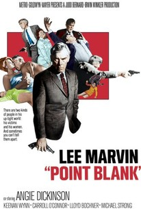 Poster for Point Blank (1967)