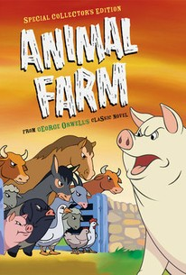 Poster for Animal Farm (1954)