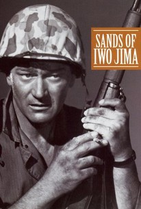Poster for Sands of Iwo Jima (1949)