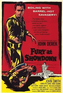 Poster for Fury at Showdown (1957)