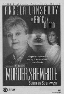 Poster for Murder, She Wrote: South by Southwest (1997)