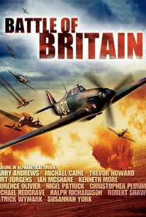 Poster for Battle of Britain (1969)