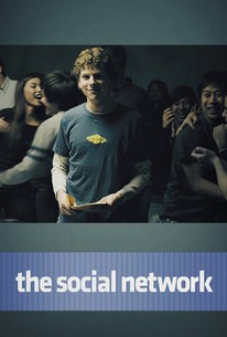 Poster for The Social Network (2010)