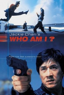 Poster for Jackie Chan's Who Am I? (1998)