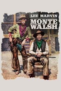 Poster for Monte Walsh (1970)