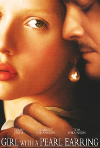 Poster for Girl with a Pearl Earring (2003)