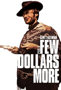 Poster for For a Few Dollars More (1965)