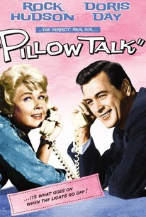 Poster for Pillow Talk (1959)