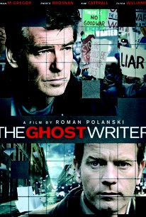 Poster for The Ghost (2010)