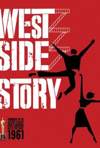 Poster for West Side Story (1961)