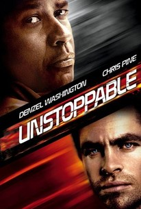 Poster for Unstoppable (2010)