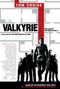 Poster for Valkyrie (2008)