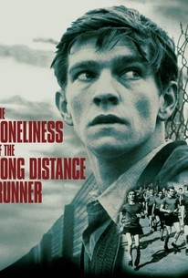 Poster for The Loneliness of the Long Distance Runner (1962)