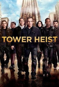 Poster for Tower Heist (2011)