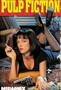 Poster for Pulp Fiction (1994)