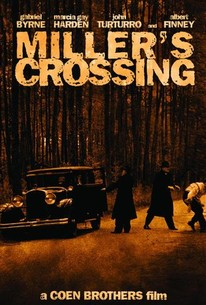 Poster for Miller's Crossing (1990)