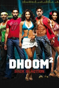 Poster for Dhoom 2 (2006)