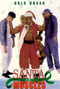 Poster for Santa with Muscles (1996)