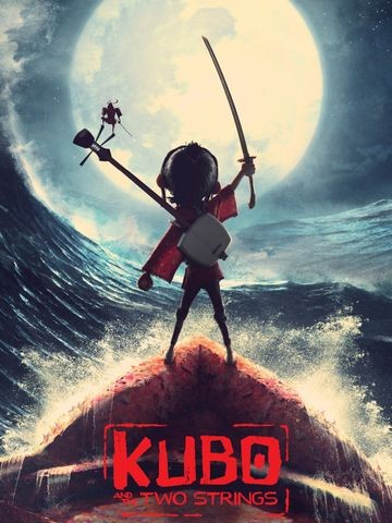 Poster for Kubo and the Two Strings (2016)