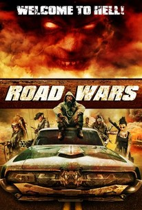 Poster for Road Wars (2015)