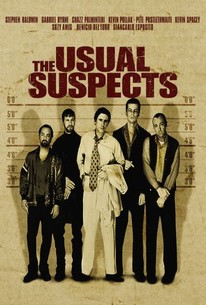 Poster for The Usual Suspects (1995)
