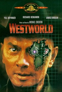 Poster for Westworld (1973)