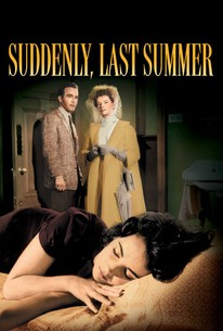 Poster for Suddenly, Last Summer (1959)