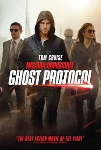 Poster for Mission: Impossible - Ghost Protocol (2011)
