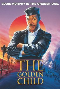 Poster for The Golden Child (1986)