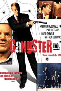Poster for Gangster No 1 (2000)