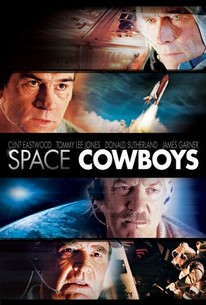 Poster for Space Cowboys (2000)