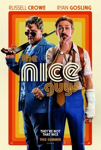 Poster for The Nice Guys (2016)