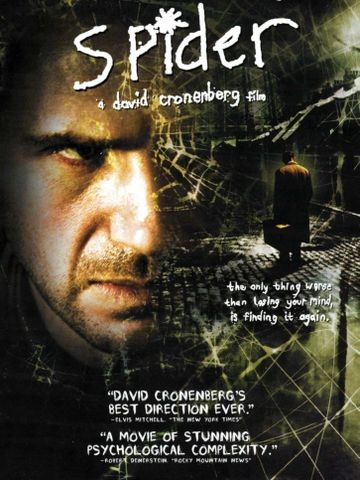 Poster for Spider (2002)