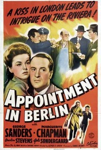 Poster for Appointment In Berlin (1943)