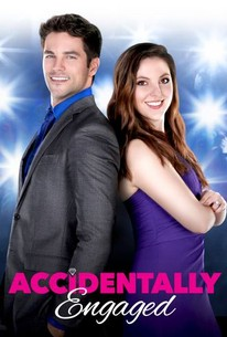 Poster for Accidentally Engaged (2016)