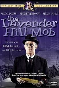 Poster for The Lavender Hill Mob (1951)