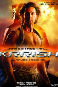 Poster for Krrish (2006)