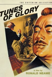 Poster for Tunes of Glory (1960)