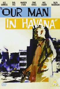Poster for Our Man in Havana (1960)