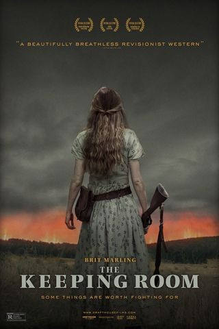 Poster for The Keeping Room (2014)