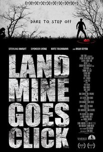 Poster for Landmine Goes Click (2015)