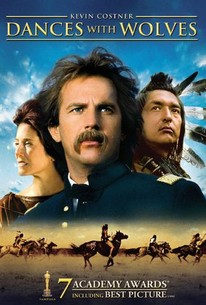 Poster for Dances with Wolves (1990)