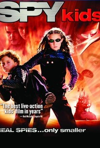 Poster for SPY Kids (2001)