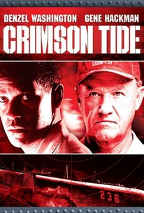 Poster for Crimson Tide (1995)