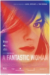 Poster for A Fantastic Woman (2017)