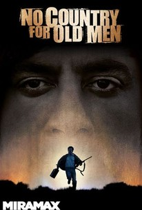 Poster for No Country for Old Men (2007)