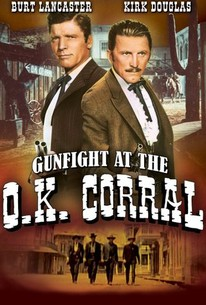 Poster for Gunfight at the OK Corral (1957)