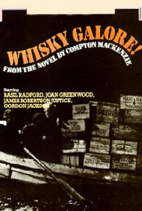 Poster for Whisky Galore! (1949)